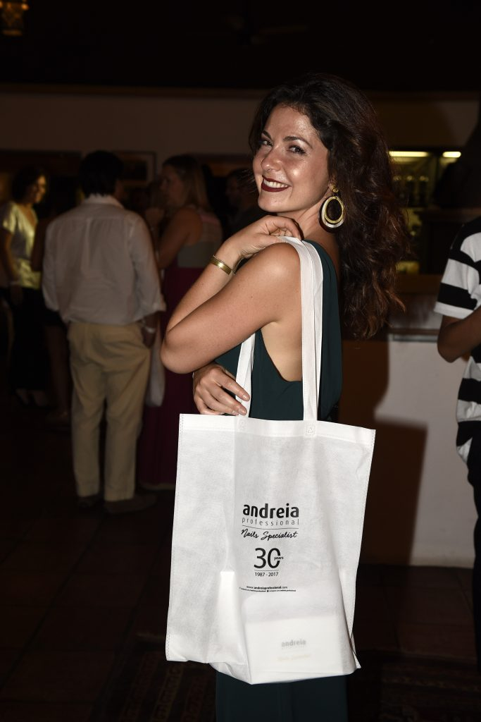 Andreia Professional na Lux Summer Party